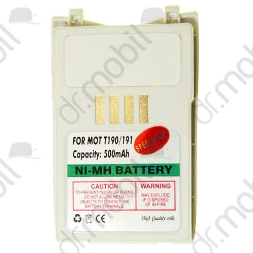 Akkumulátor Motorola T191 500mAh Ni-mh