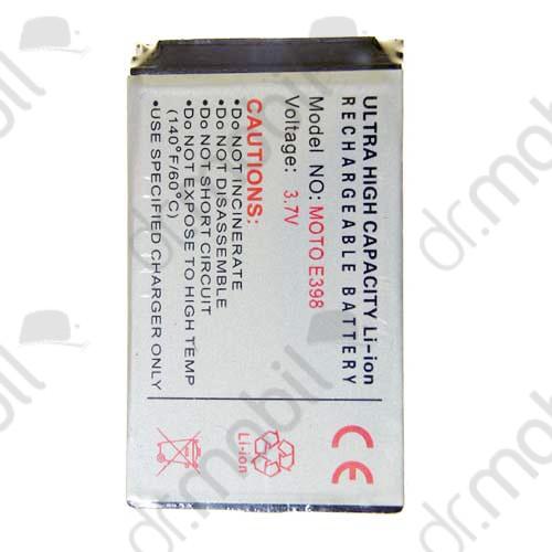 Akkumulátor Motorola E398 900mAh Li-ion