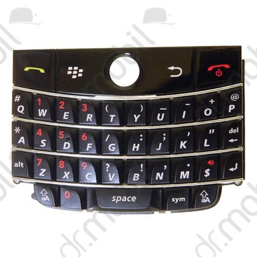 Billentyűzet BlackBerry 9000 Bold QWERTY fekete
