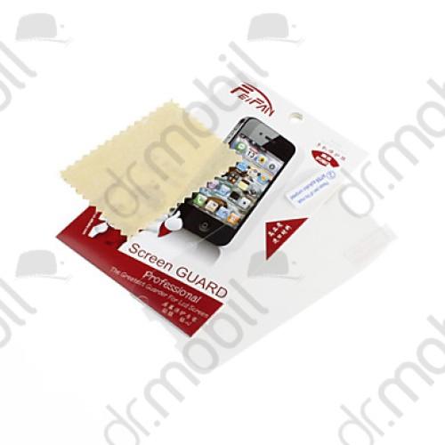 Képernyővédő fólia Apple iPhone SE / 5 / 5C / 5S átlátszó méretre szabott