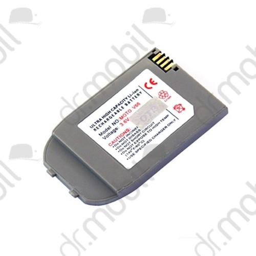 Akkumulátor Motorola V66i 550mAh Li-ion sötétszürke