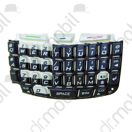 Billentyűzet BlackBerry 8700 fekete