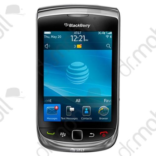 Használt mobiltelefon BlackBerry 9800 Torch* fekete