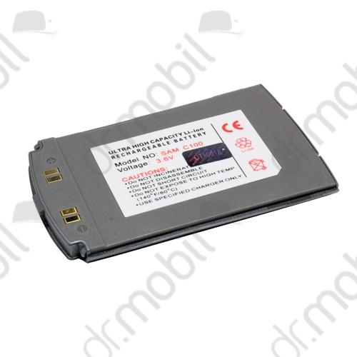 Akkumulátor Samsung SGH-C100 750mAh Li-ion (BST1807SE kompatibilis)