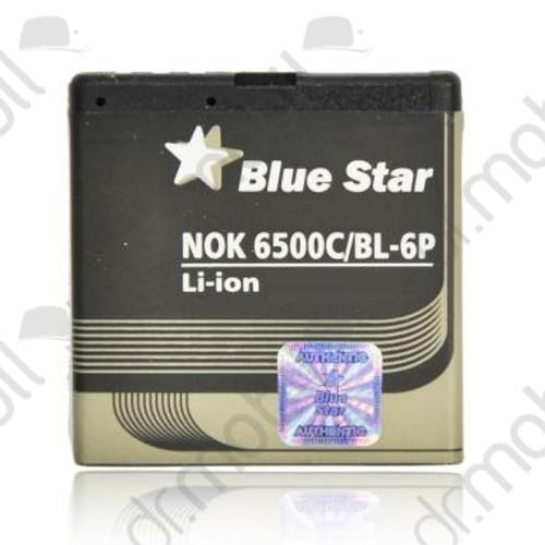 Akkumulátor Nokia 6500 Classic 850mAh Li-ion (BL-6P kompatibilis)