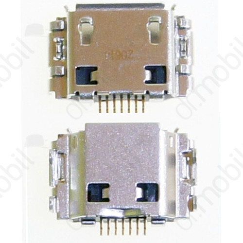 Töltő csatlakozó / rendszer Samsung GT-S5830i Galaxy Ace (Micro USB)