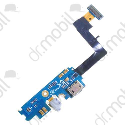 Töltő csatlakozó / rendszer Samsung GT-I9100 Galaxy S II. (Galaxy S2) (mikrofon, és átvezető kábel)