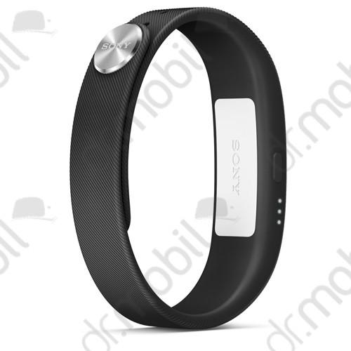 Okos csuklópánt Sony SmartBand SWR10 fekete