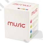 Bluetooth hangszóró S10 narancs - fehér (kihangosító,fm, mp3 microSD lejátszó)