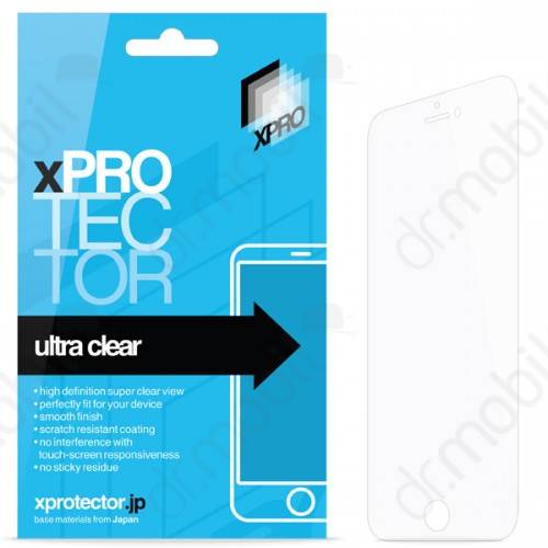 Képernyővédő fólia Lenovo A536 Xprotector Ultra Clear kijelzővédő fólia