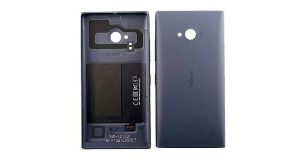 Akkufedél hátlap Nokia Lumia 730   735 szürke 7964009fe2