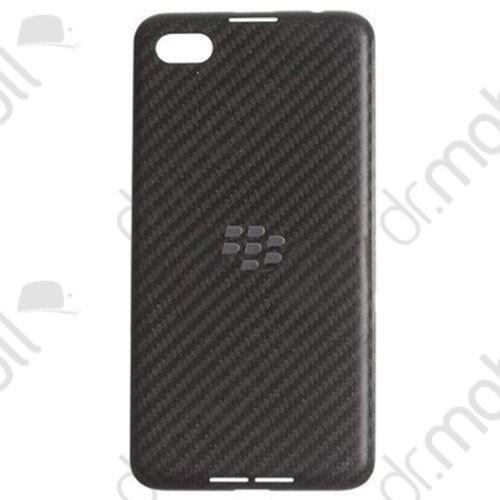Akkufedél BlackBerry Z30 hátlap fekete