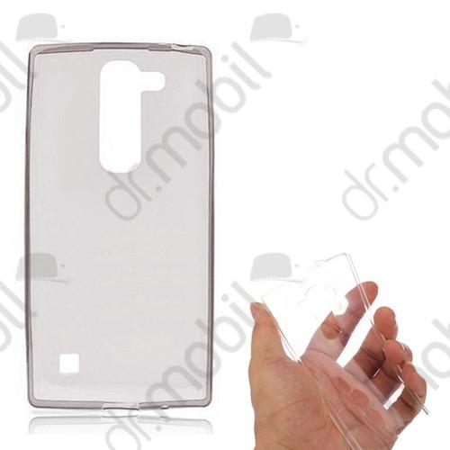 Tok telefonvédő gumi 0,3mm LG Magna  (H500f) ultravékony füstszínű