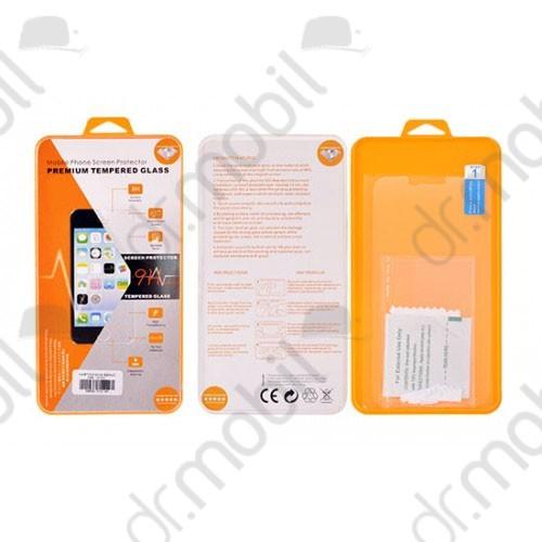 Képernyővédő üveg fólia Xiaomi Mi 4 (törlőkendővel (1 db-os, edzett üveg, karcálló, 9H) TEMPERED GLASS