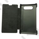 Tok flip cover Nokia Lumia 820 fekete (notesz tok)