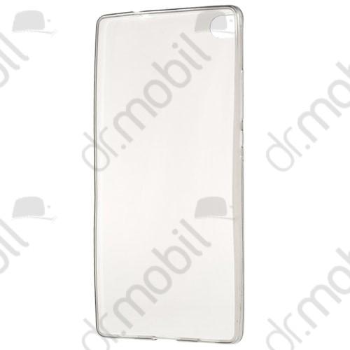 Tok telefonvédő gumi 0,3mm Huawei P8 ultravékony átlátszó