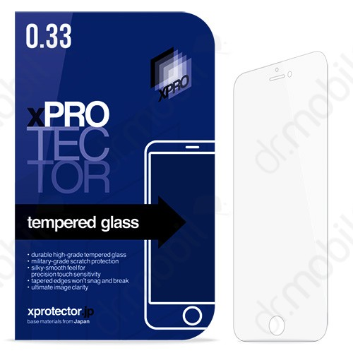 Képernyővédő üveg fólia Xiaomi MI2A Xpro (1 db-os, edzett üveg, karcálló, 0.33) TEMPERED GLASS
