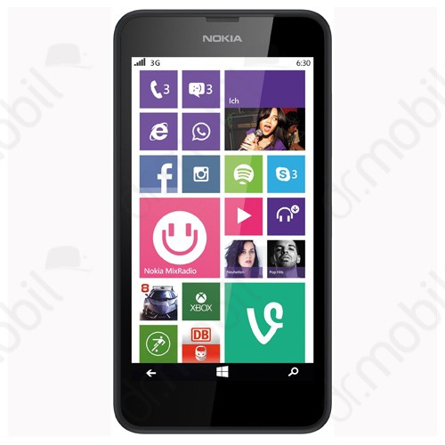 Használt mobiltelefon Nokia Lumia 630 fekete (telenor) 5531