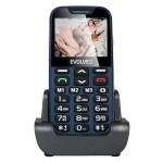 Mobiltelefon Evolveo Easyphone XD (kék) Nagy gomb és kijelző, vészhívó gomb!