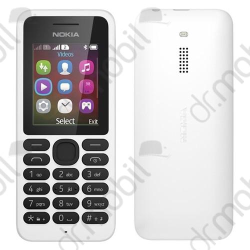 Mobiltelefon készülék Nokia 130 DUAL SIM fehér