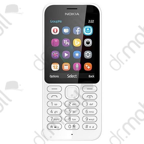 Mobiltelefon készülék Nokia 222 DUAL SIM fehér