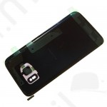 Akkufedél Samsung SM-G930 Galaxy S7 hátlap fekete