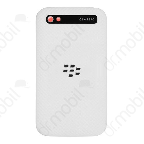 Akkufedél BlackBerry Q20 Classic hátlap fehér