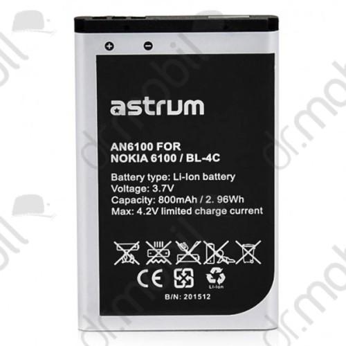 Akkumulátor Nokia 6300 800mAh Li-ion (BL-4C kompatibils) astrum