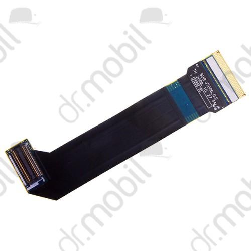 Átvezető fólia Samsung SGH-J700i LCD kijelző átvezető flex