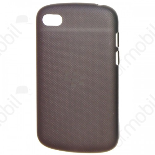 Tok telefonvédő szilikon BlackBerry Q10 Soft Shell Case Cover ACC-50724-201 fekete