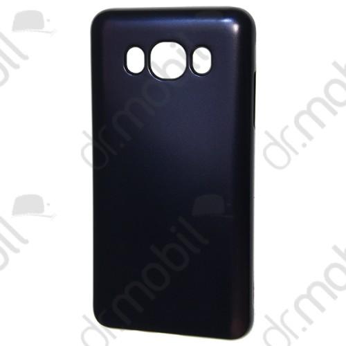 Tok szilikon Samsung SM-J510 Galaxy J5 (2016) Jelly Case Flash matt hátlap tok fekete