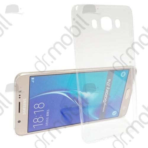 Tok telefonvédő gumi 0,3mm SM-J710 Galaxy J7 (2016) ultravékony átlátszó