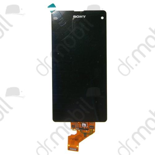 Kijelző érintőpanel Sony Xperia Z1 Compact (D5503) LCD fekete