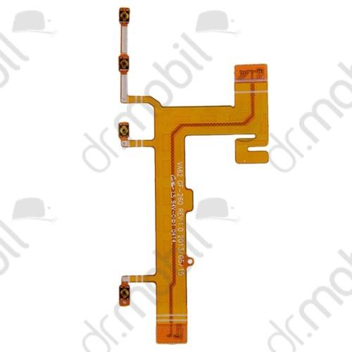 Gomb Nokia Lumia 625 átvezető fólia flex (bekapcsoló, hangerő, kamera belső gomb)