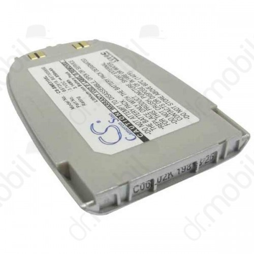 Akkumulátor Samsung SGH-E310 800mAh Li-ion ezüst