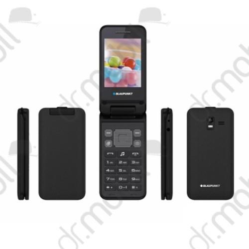 Mobiltelefon készülék Blaupunkt FL 04 flip kinyitahatós fekete
