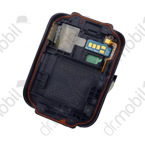 Hátlap Samsung SM R380 Galaxy Gear 2 töltő csatlakozó belső