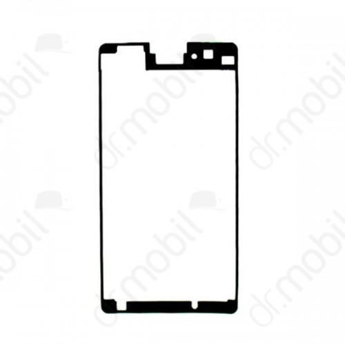 Előlap érintő ragasztó Sony Xperia Z1 Compact (D5503) kétoldali ragasztó kijelző beépítéséhez
