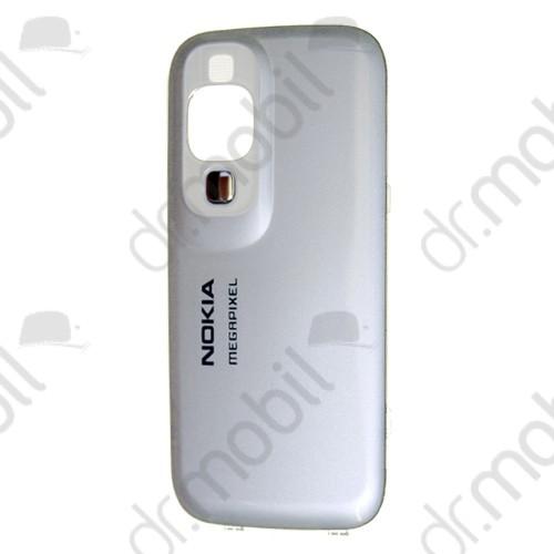 Akkufedél Nokia 6111 ezüst