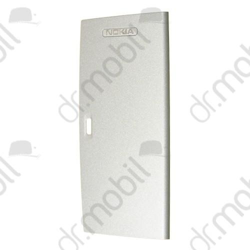 Akkufedél Nokia 9300 ezüst (9491909)