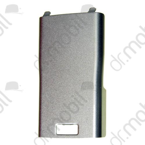 Akkufedél Nokia E50 ezüst (0256936)